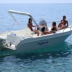 Barca Mistral 5.50 40Cv